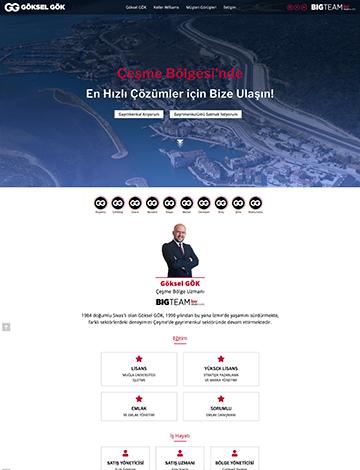Göksel Gök Web Tasarım